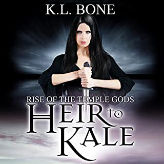 Heir to Kale audiobook cover art