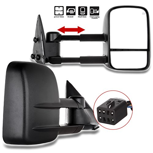 02 chevy tow mirrors - 1