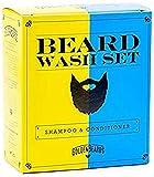 Golden Beards Shampooing/Conditionneur Kit de Barbe - Lot de 2