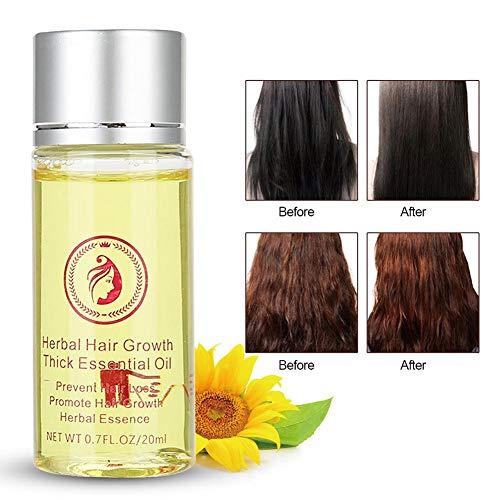 Renovación de tratamiento con aceite Producto esencial penetrante para todo tipo de cabello, Productos para el crecimiento del cabello Productos para el peinadoCuidado y peinado del cabello