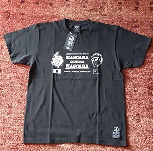 キン肉マン vs ウォーズマンTシャツ サイズ M