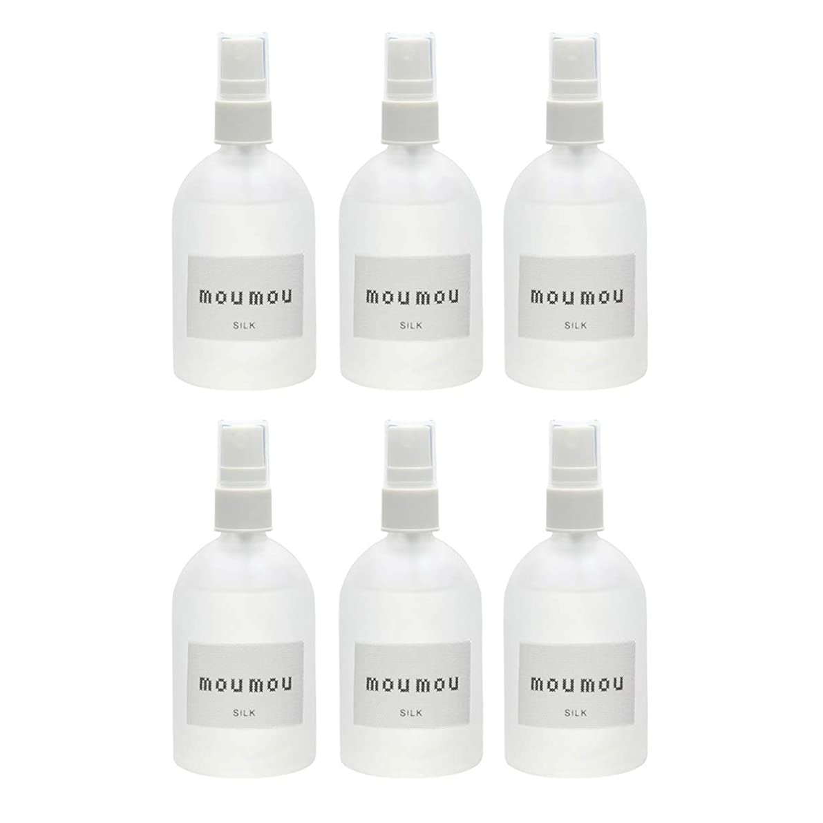 MOU MOU ピローミスト シルク 100mL 6個セット
