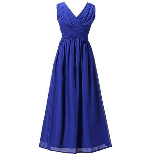815fe3e76b Happy Rose Juniors Long Bridesmaid Dress Party Dresses Flower Girl s Dress