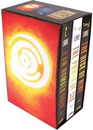 Pittacus Lore Box Set by Pittacus Lore (2012-10-30)