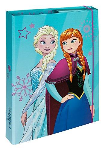 Heftbox A4, Disney Frozen