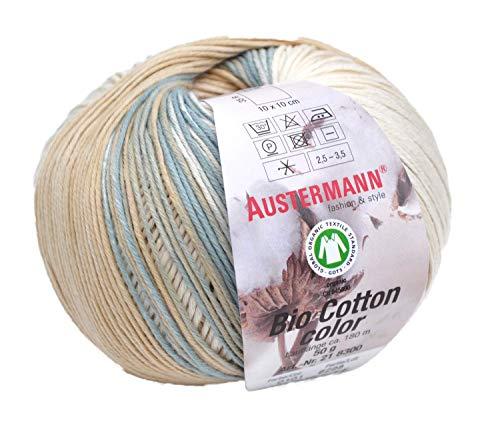 Austermann Bio Cotton color 101 sand