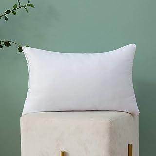 MIULEE Throw Pillow Insert Hypoallergenic Premium Pillow...