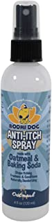 Anti Itch Oatmeal Spray for Dogs and Cats | 100% All Natural Hypoallergenic Soothing Relief for Dry, Itchy, Bitten or Alle...