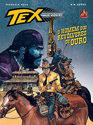 Tex graphic novel Nº 08