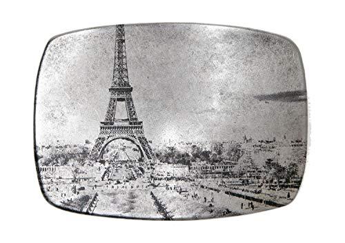 VaModa Gürtelschließe Wechselschließe Gürtelschnalle Buckle Modell 'Paris'
