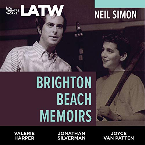 Brighton Beach Memoirs cover art