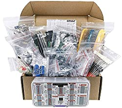 Buy many components at Amazon