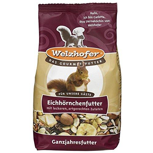 WELZHOFER -  Eichhörnchenfutter