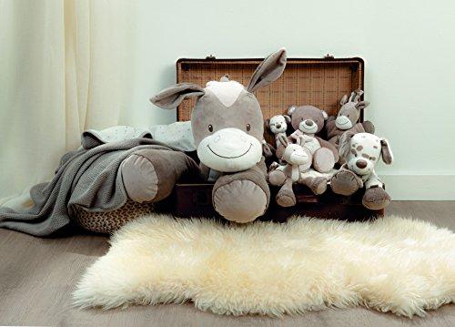 Nattou Spieluhr, Mädchen und Jungen, 28 cm, beige – Tom der Bär - 3