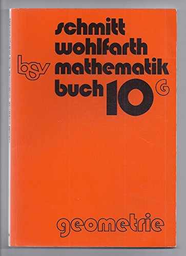 bsv Mathematik Buch Ausgabe G: Geometrie (Teilband aus 10 G)