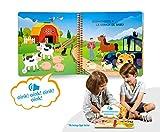blaBOOK Libro Interactivo Infantil para Niños de 2 a 5 años con Sonido, Los Animales de la Granja.