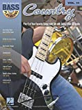 Country: Bass Play-Along Volume 11
