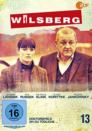 Wilsberg 13 - Doktorspiele / Oh du tödliche…