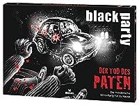 black party Der Tod des Paten: Die mörderische Krimi-Party für zu Hause