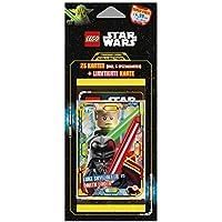 Top Media 180255Lego Star Wars Cartas coleccionables, 5Unidades, Multicolor