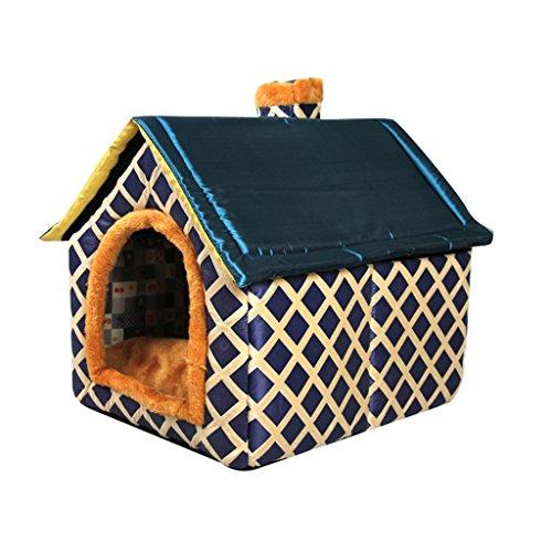 Pet nest Maison de Chien Amovible Maison de Chien Maison Chambre d'animaux de Compagnie Chambre d'animaux de Compagnie Nid de Chat (Couleur : N ° 6)