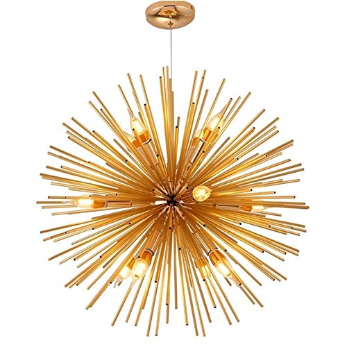 CfMmT Araña Lámpara Colgante Loft Pendiente de la lámpara de la lámpara...