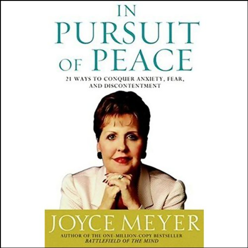 In Pursuit of Peace audiobook cover art