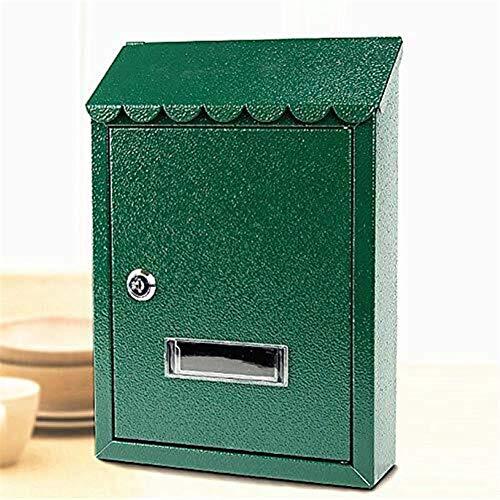 Post Briefkasten Post Briefkasten Außen Außen Abschließbar 2 Schlüssel Schloss