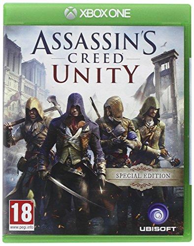 Ubisoft Assassins Creed Unity - Special Edition Básica + DLC Xbox One...