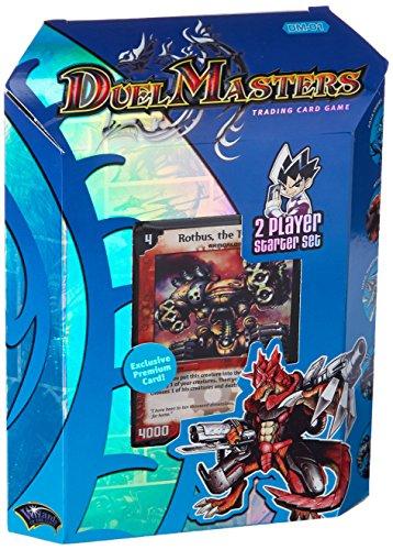 DuelMasters Sammelkartenspiel englisch - DuelMasters Serie 1 Starter für 2 Spieler englisch