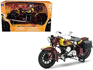 New Ray NR42113 1934 Indian Chief Bike Motorcycle 1/12
