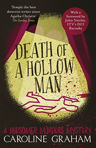 Death of a Hollow Man: A Midsomer Murders Mystery 2 (English Edition)