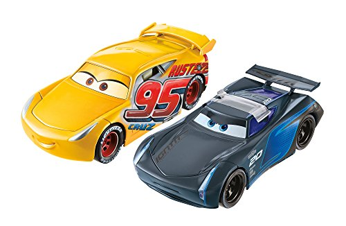 Mattel Disney Cars FCX95 – Coches de Carrera de Cars 3 de Disney