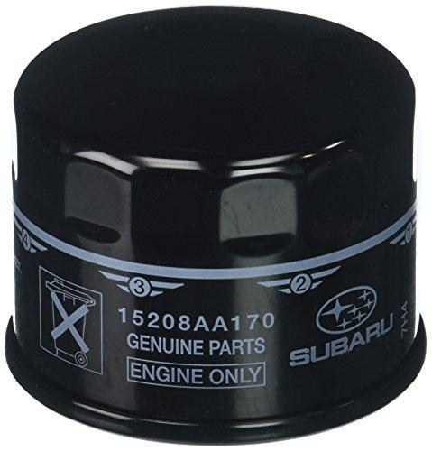 Genuine Subaru 15208AA170 Oil Filter Complete, 1 Pack
