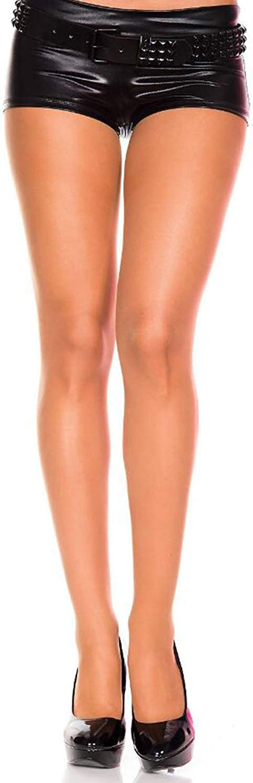 Quenny Non-run spandex sheer pantyhose.