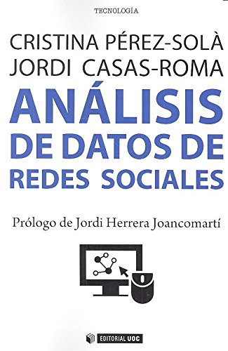 Análisis de datos de redes sociales: 430 (Manuales)