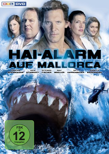Hai-Alarm auf Mallorca