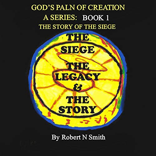 God's Plan of Creation: A Series Book 1 audiobook cover art