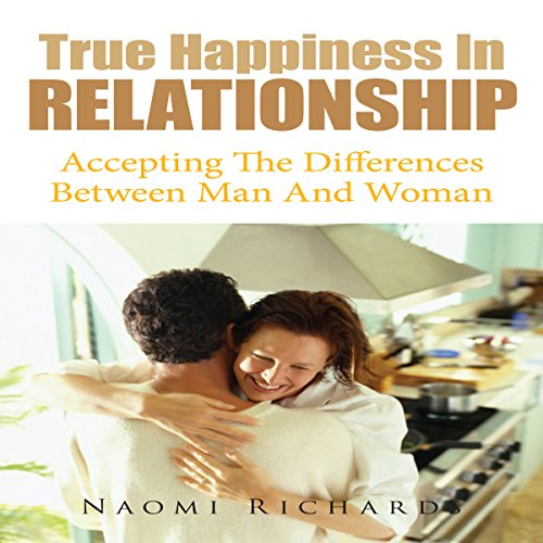 True Happiness in Relationship audiobook cover art
