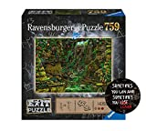 Collectix EXIT 759 Teile Ravensburger Puzzle 199518 - Exit 2: Tempel in Angkor Wat, ab 12 Jahren +...
