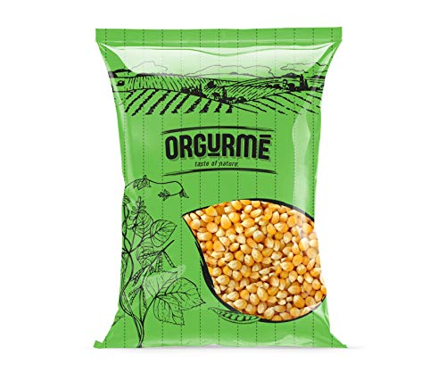 Orgurmé - Palomitas de maíz, 400 g (pack de 6)