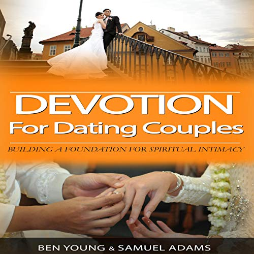 Devotions for Dating Couples audiobook cover art