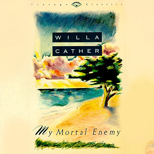 My Mortal Enemy audiobook cover art