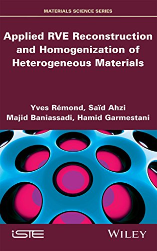 Applied RVE Reconstruction and Homogenization of Heterogeneous Materials (Materials Science)