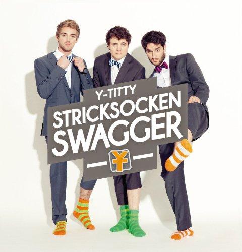 Stricksocken Swagger (Limited Deluxe Edition inkl. Handysocke)