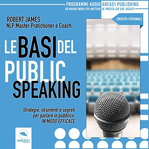 Le basi del public speaking copertina