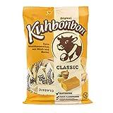 Kuhbonbon Classique Bonbons au Caramel avec Lait/Beurre 200 g