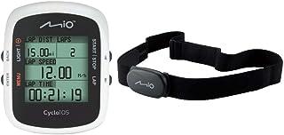 Mio Cyclo 105 HR - Ciclocomputador con GPS, Color Negro