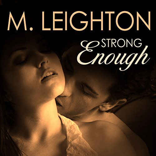 Strong Enough audiobook cover art