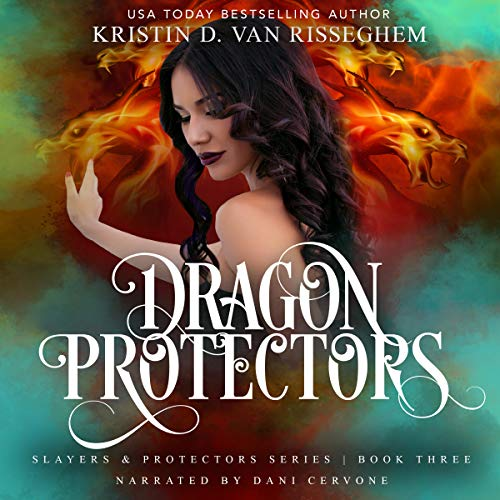Dragon Protectors audiobook cover art